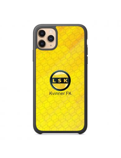 LSK Kvinner Logo Gul Deksel